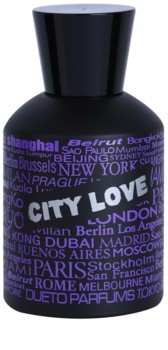 Dueto Parfums City Love parfémovaná voda unisex 100 ml