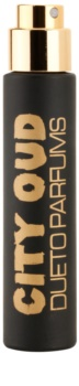 Dueto Parfums City Oud Travel Spray Eau de Parfum unisex 15 ml