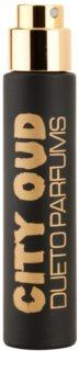 Dueto Parfums City Oud Travel Spray Eau de Parfum unisex 15 ml