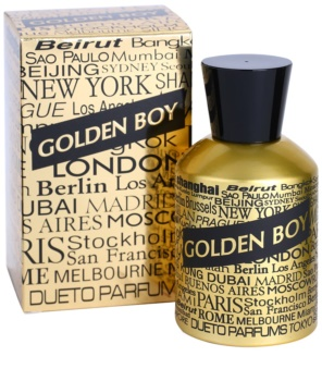 Dueto Parfums Golden Boy Eau de Parfum unisex 100 ml