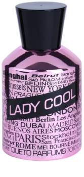 Dueto Parfums Lady Cool Eau de Parfum for Women 100 ml