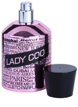 Dueto Parfums Lady Cool Parfumovaná voda pre ženy 100 ml