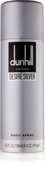 Dunhill Desire Silver spray pentru corp pentru bărbați 195 ml
