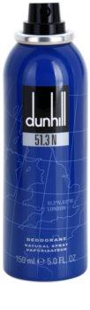 Dunhill 51.3 N deospray pentru barbati 150 ml