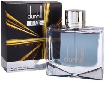 Dunhill Black Eau de Toilette for Men 100 ml