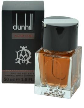Dunhill Custom eau de toilette para hombre 50 ml