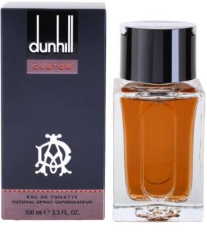 Dunhill Custom Eau de Toillete για άνδρες 100 μλ
