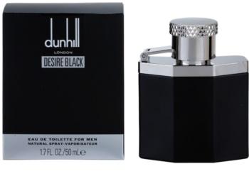 Dunhill Desire Black eau de toilette para homens 50 ml