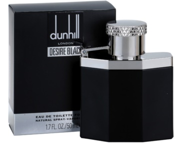 Dunhill Desire Black Eau de Toilette for Men 50 ml