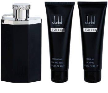 Dunhill Desire Black set cadou I.
