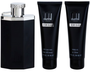Dunhill Desire Black zestaw upominkowy I.