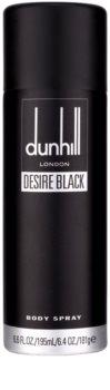 Dunhill Desire Black spray corporal para homens 195 ml