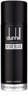 Dunhill Desire Black testápoló spray férfiaknak 195 ml