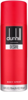Dunhill Desire Body Spray  voor Mannen  195 ml