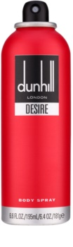 Dunhill Desire Red tělový sprej pro muže 195 ml