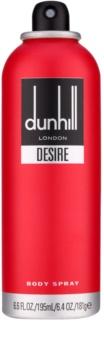 Dunhill Desire spray corporel pour homme 195 ml