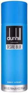 Dunhill Desire Blue Body Spray  voor Mannen  195 ml