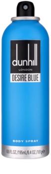Dunhill Desire Blue спрей за тяло за мъже 195 мл.