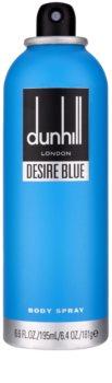 Dunhill Desire Blue Bodyspray  voor Mannen 195 ml