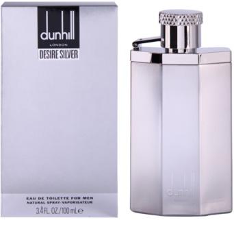 Dunhill Desire Silver toaletna voda za moške 100 ml