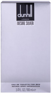 Dunhill Desire Silver eau de toilette férfiaknak 100 ml