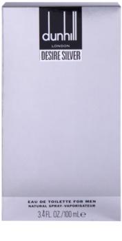 Dunhill Desire Silver Eau de Toilette for Men 100 ml