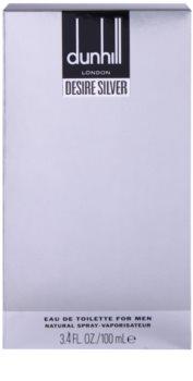 Dunhill Desire Silver Eau de Toilette für Herren 100 ml