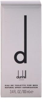 Dunhill Dunhill D eau de toilette per uomo 100 ml