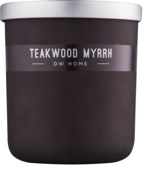 DW Home Teakwood Myrrh vonná sviečka 255,15 g