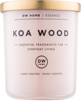 DW Home Koa Wood Scented Candle 107,7 g