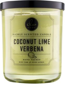 DW Home Coconut Lime Verbena vonná svíčka 425,2 g