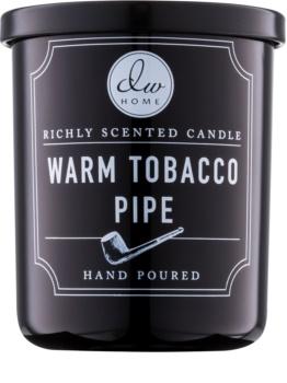 DW Home Warm Tobacco Pipe vela perfumada 113,3 g