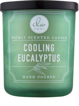 DW Home Cooling Eucalyptus vonná svíčka 113,3 g