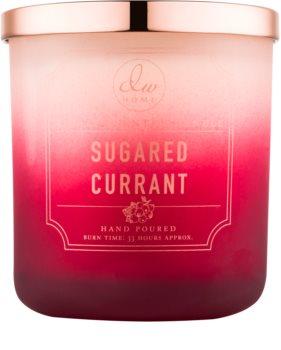 DW Home Sugared Currant vonná svíčka 255,15 g