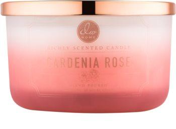 DW Home Gardenia Rose bougie parfumée 382,7 g