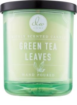 DW Home Green Tea Leaves świeczka zapachowa  113,3 g