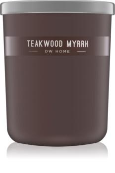 DW Home Teakwood Myrrh bougie parfumée 425,53 g