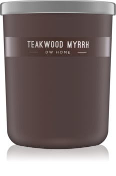 DW Home Teakwood Myrrh Scented Candle 425,53 g