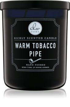 DW Home Warm Tobacco Pipe Duftkerze  425,53 g