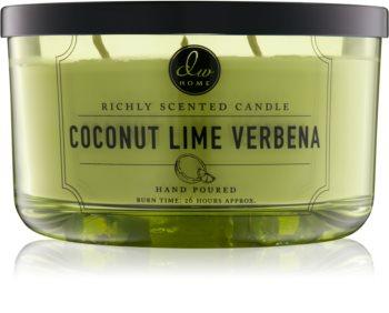 DW Home Coconut Lime Verbena Geurkaars 363,44 gr