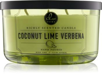 DW Home Coconut Lime Verbena lumânare parfumată  363,44 g
