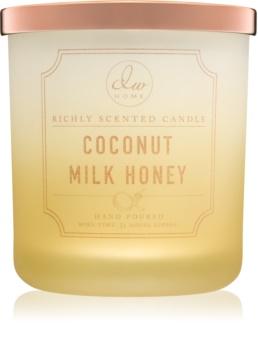 DW Home Coconut Milk Honey dišeča sveča