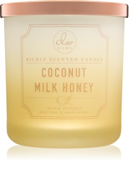 DW Home Coconut Milk Honey scented candle