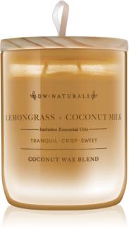 DW Home Lemongrass + Coconut Milk vonná sviečka 500,94 g