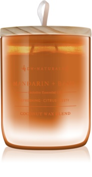 DW Home Mandarin + Basil bougie parfumée 500,94 g