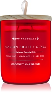 DW Home Passion Fruit + Guava scented candle