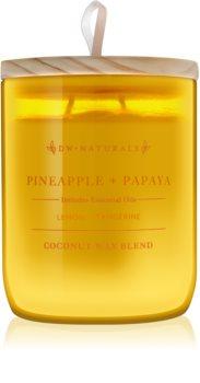 DW Home Pineapple + Papaya lumânare parfumată  500,94 g
