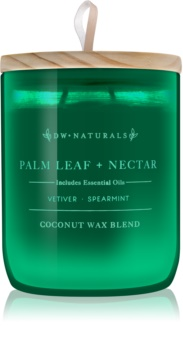 DW Home Palm Leaf + Nectar lumânare parfumată  500,94 g