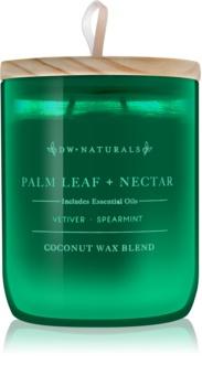 DW Home Palm Leaf + Nectar vonná svíčka 500,94 g