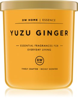 DW Home Yuzu Ginger scented candle